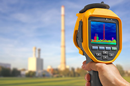 THERMOGRAPHIC MEASURING